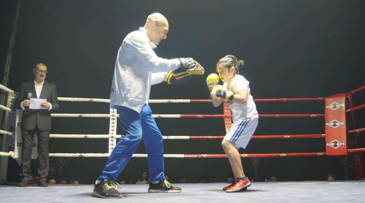 El boxeo riojano homenajea al medallista olímpico Carlos Coloma 6