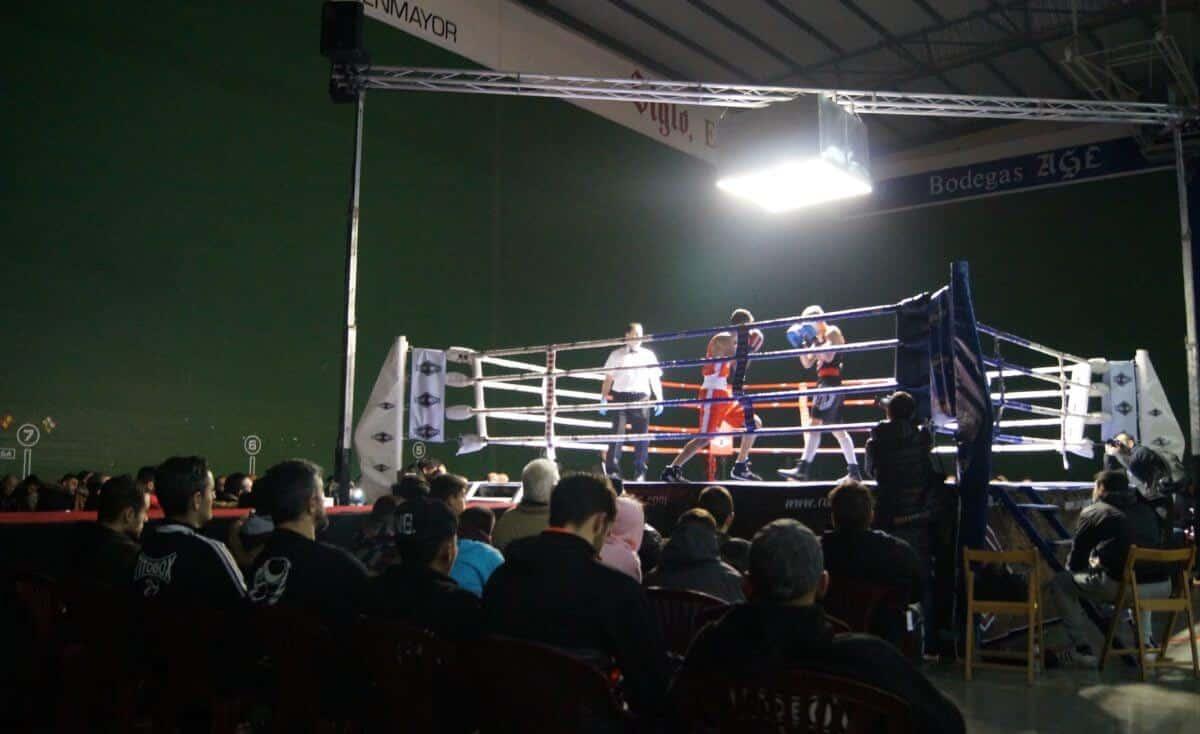 El boxeo riojano homenajea al medallista olímpico Carlos Coloma 7
