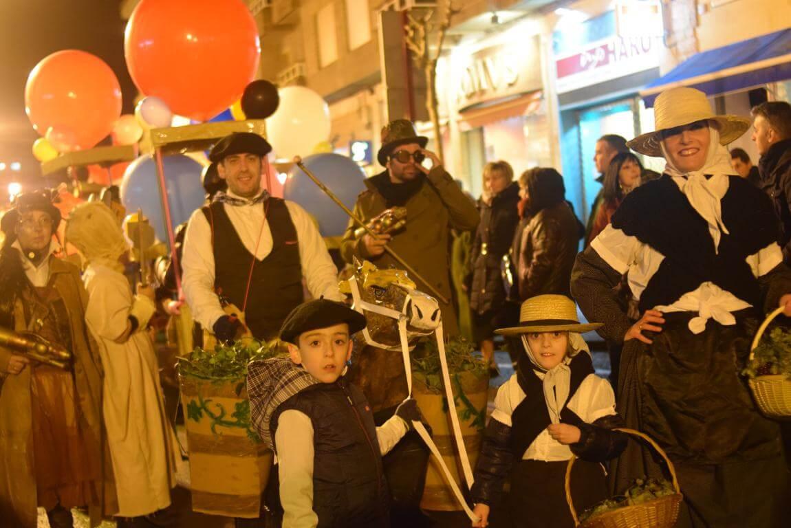 El Carnaval Popular de Haro, en imágenes 19