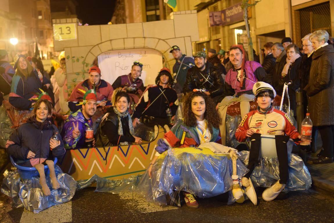 El Carnaval Popular de Haro, en imágenes 33