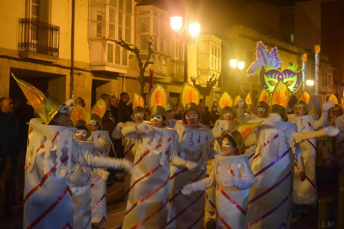 El Carnaval Popular de Haro, en imágenes 34