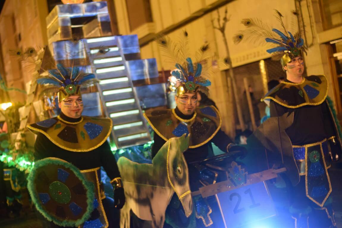 El Carnaval Popular de Haro, en imágenes 39