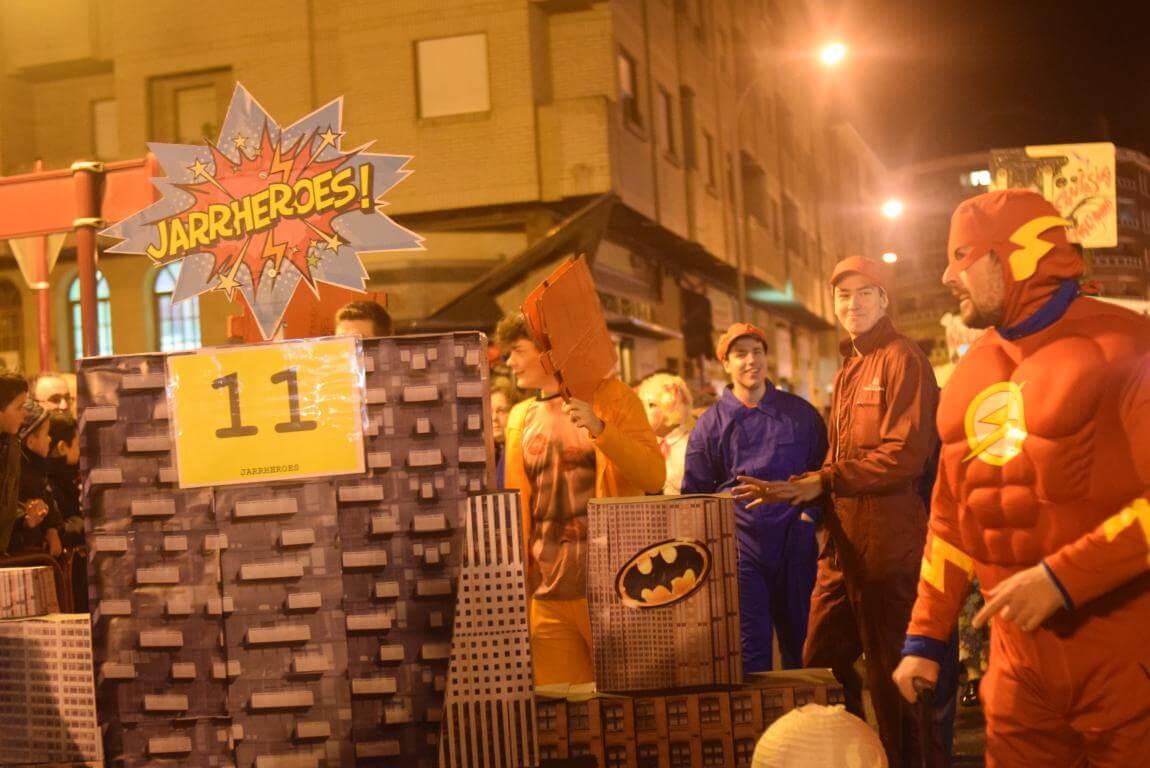 El Carnaval Popular de Haro, en imágenes 6