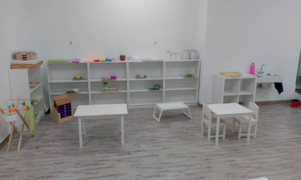 El colegio Montessori de Ollauri quiere estar listo para el próximo curso 1