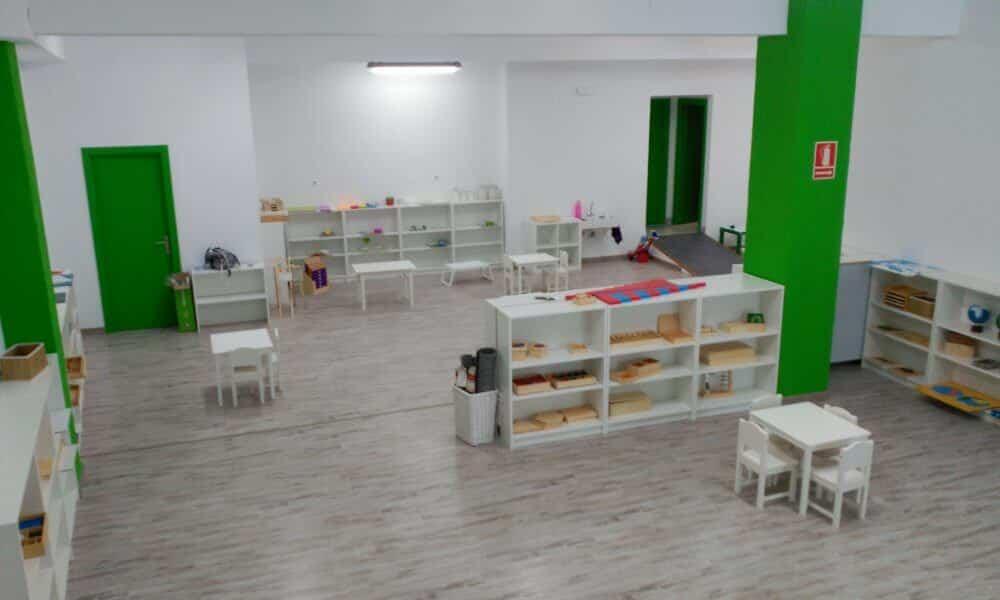 El colegio Montessori de Ollauri quiere estar listo para el próximo curso 3