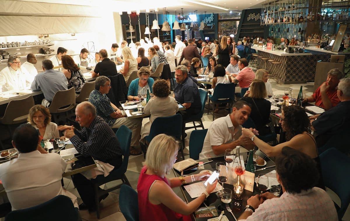 El festival South Beach Wine and Food de Miami acerca los sabores de Rioja al público estadounidense 1
