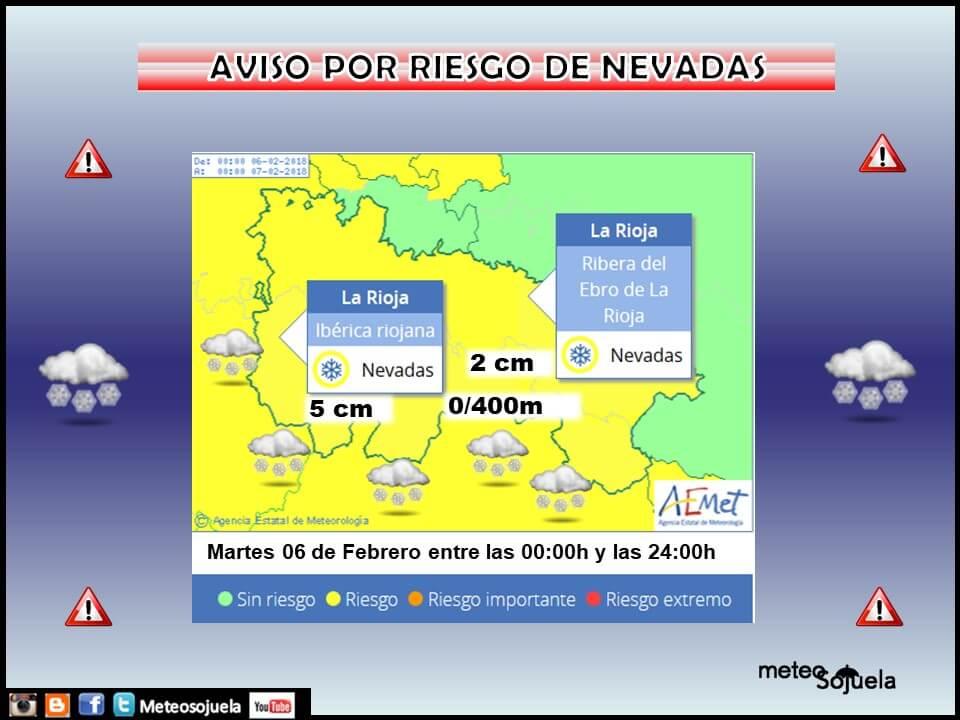 El más puro invierno se cierne sobre La Rioja 2