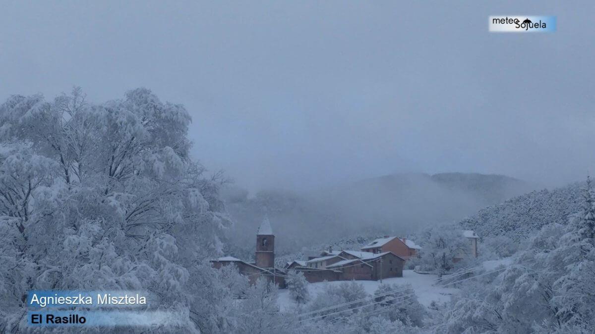 El más puro invierno se cierne sobre La Rioja 6