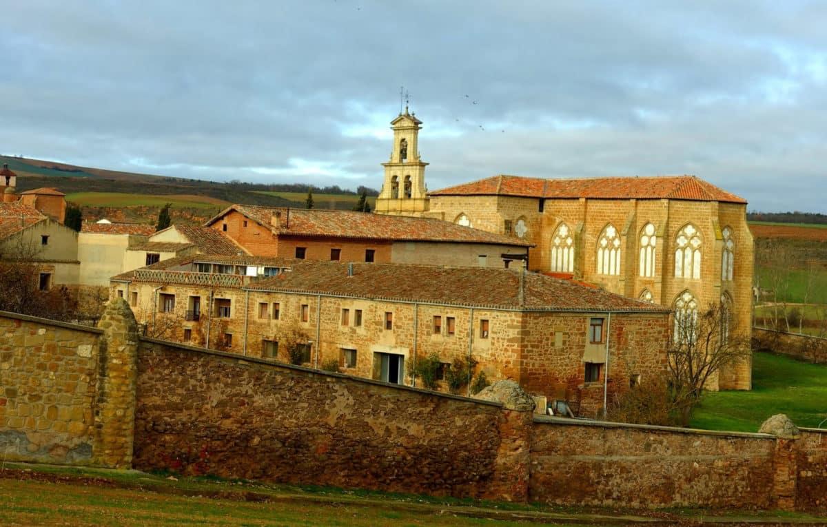 Cañas monasterio