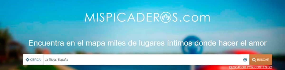 Geolocalizados los 'picaderos' en La Rioja 1