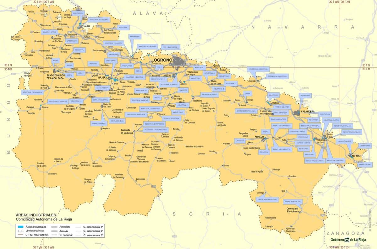 Haro solicita que se incluyan sus necesidades en el nuevo mapa de áreas industriales de La Rioja 1