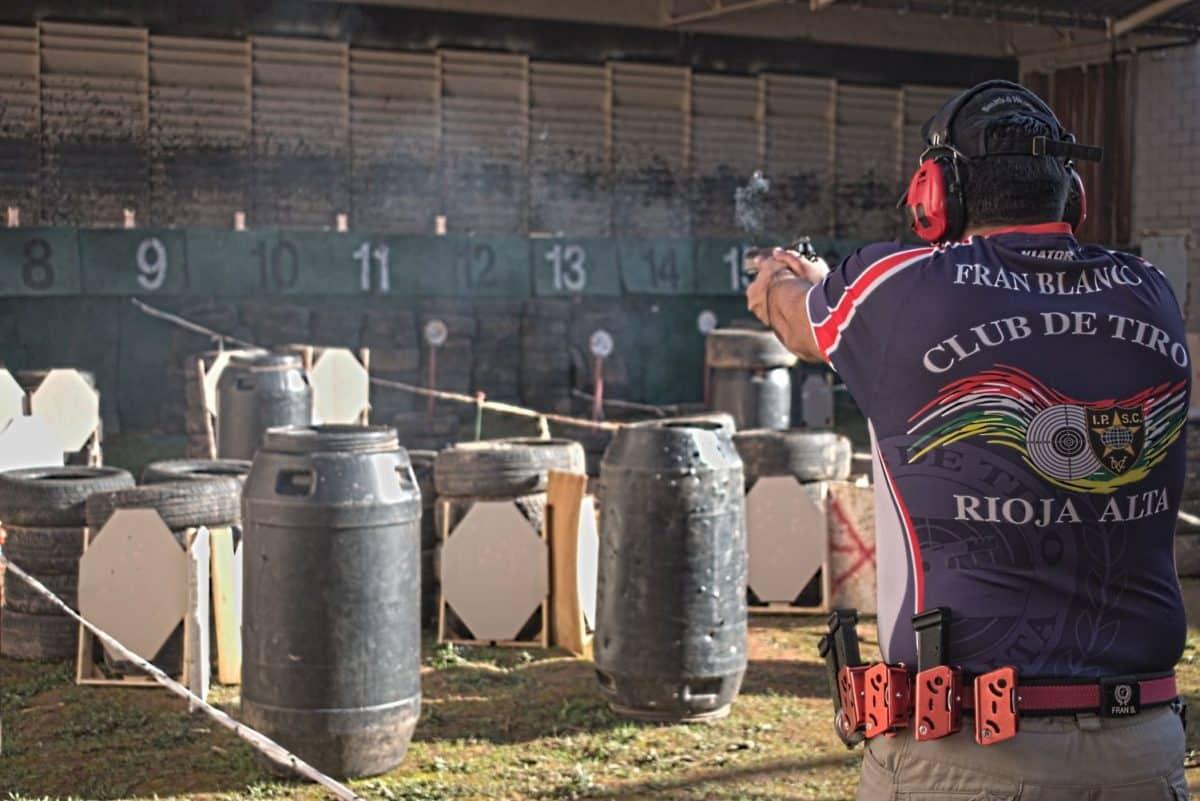 Más de 30 competidores en el Open Bodegas Alfaya del Club de Tiro Rioja Alta 12