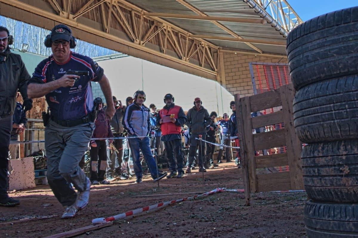 Más de 30 competidores en el Open Bodegas Alfaya del Club de Tiro Rioja Alta 1