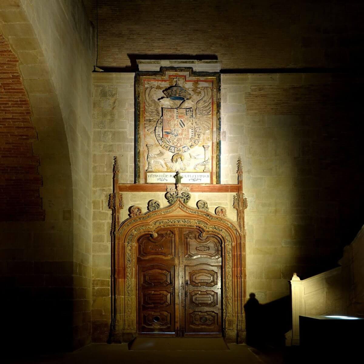 Un recorrido por el Monasterio de Santa María La Real de Nájera 2