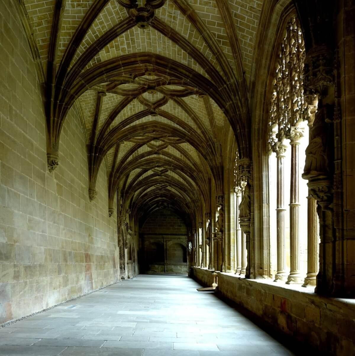 Un recorrido por el Monasterio de Santa María La Real de Nájera 3