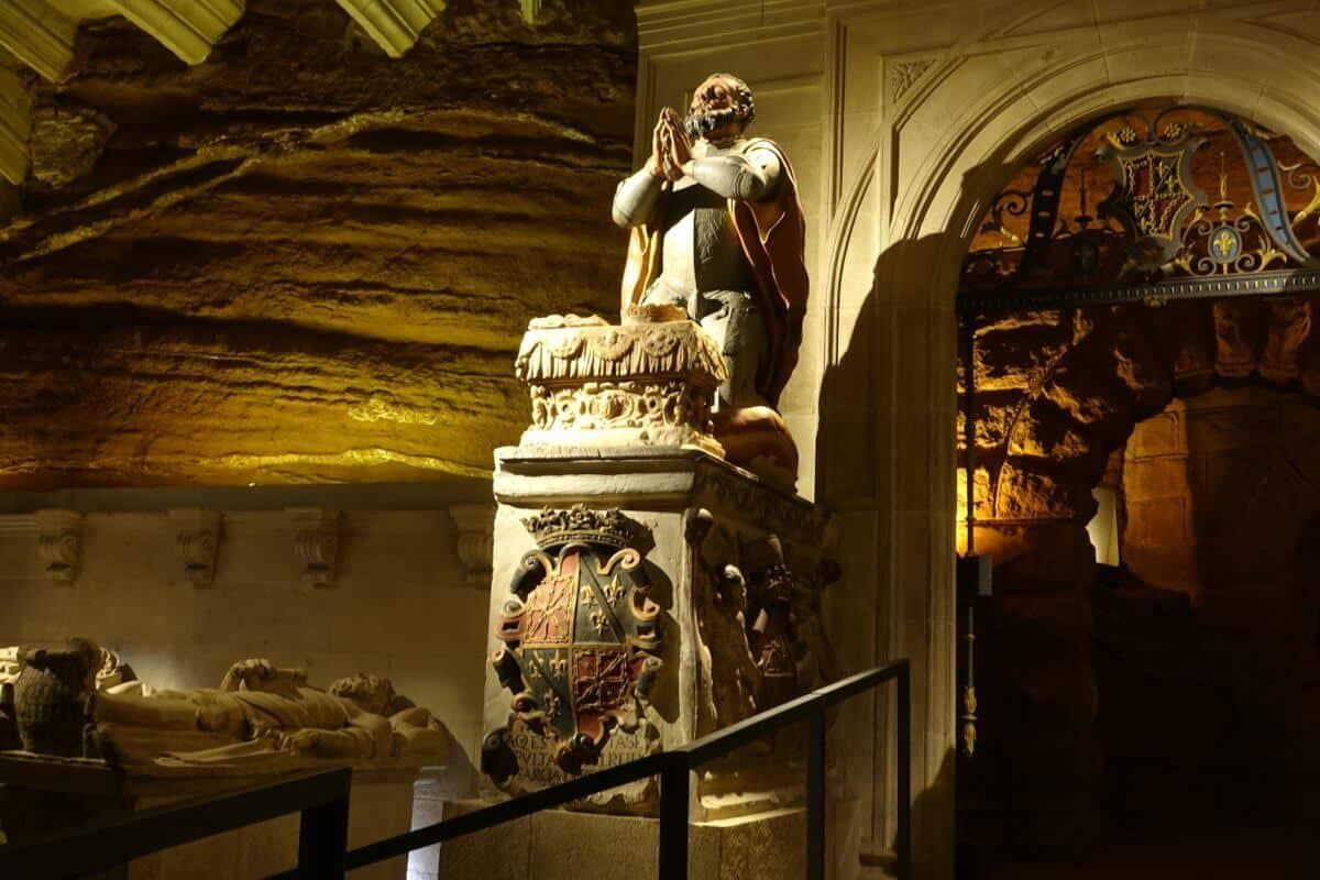 Un recorrido por el Monasterio de Santa María La Real de Nájera 5