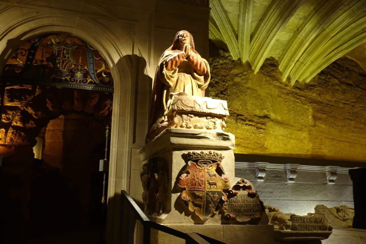 Un recorrido por el Monasterio de Santa María La Real de Nájera 6