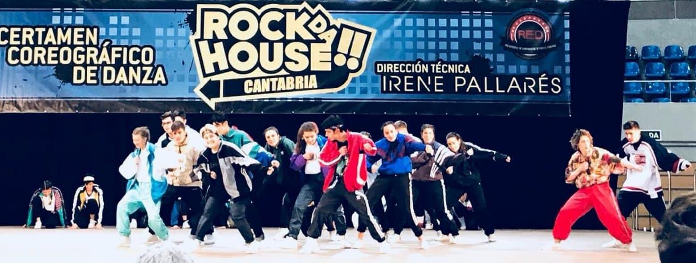 Cinco premios para Harteraphia en el 'Rock da House' de Santander 1