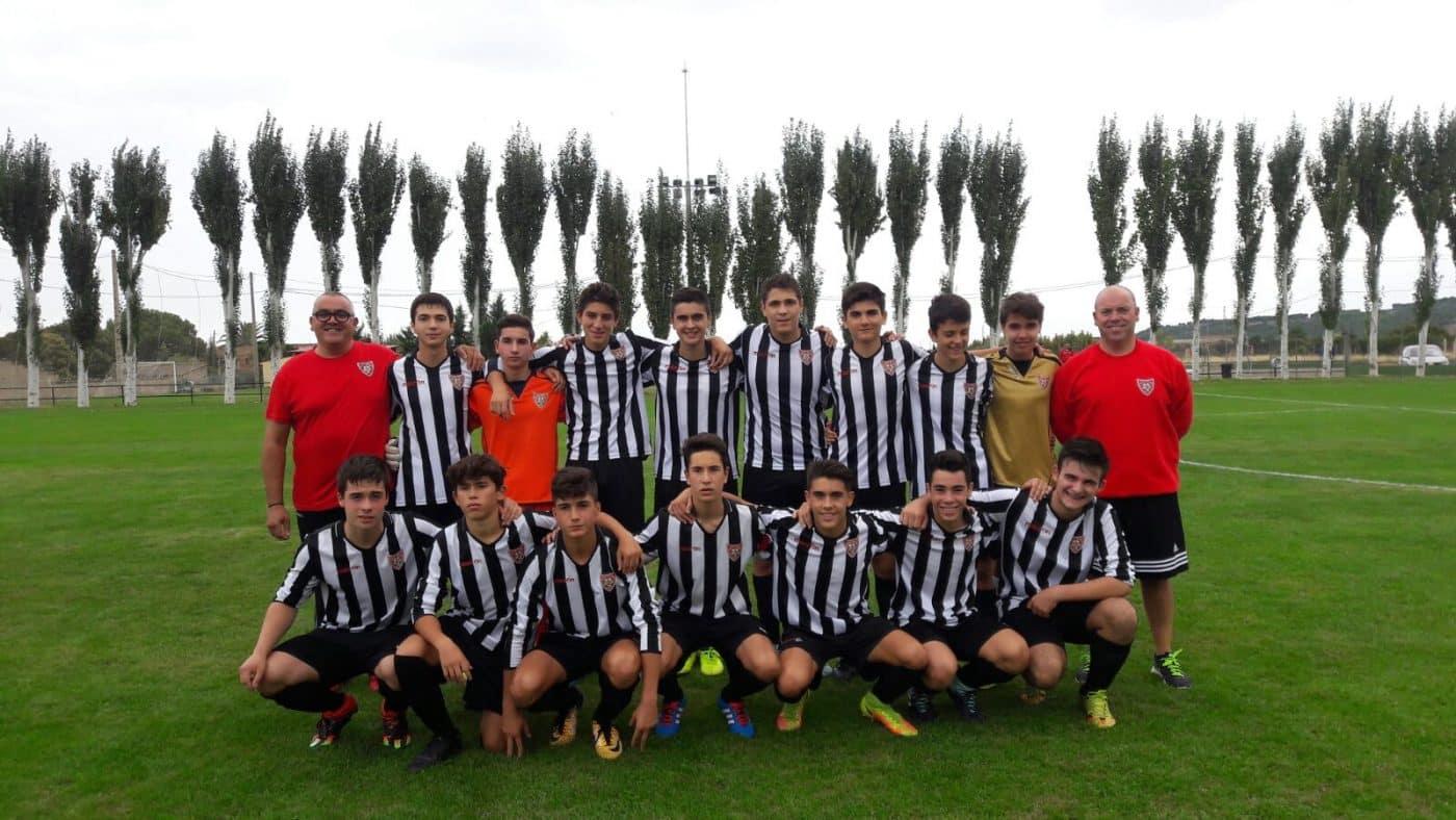 El Ferial acoge en Semana Santa el Torneo Haro Capital del Rioja del Haro Sport Club 3