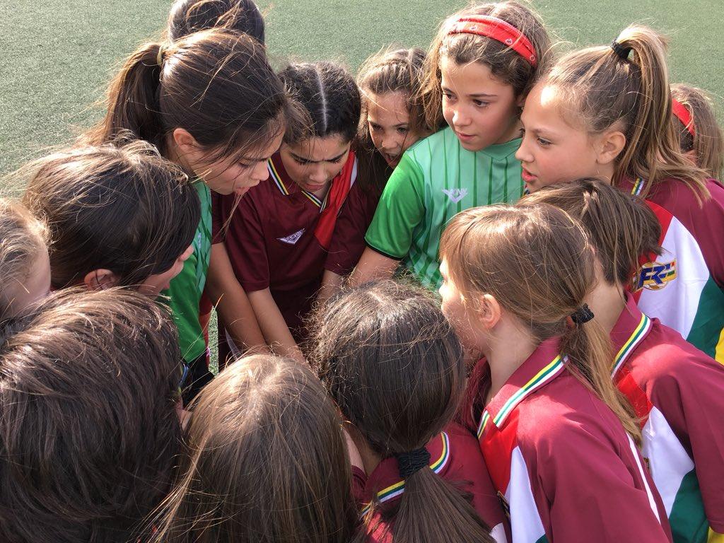 El paso de Ana Carvalho y Lara Rubio por el Campeonato de España Alevín con la selección riojana 1