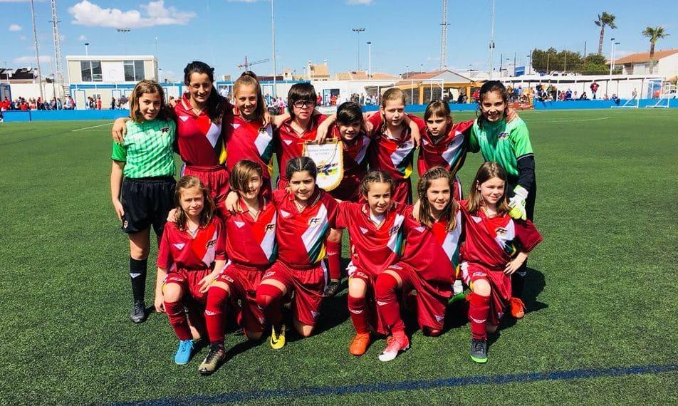 El paso de Ana Carvalho y Lara Rubio por el Campeonato de España Alevín con la selección riojana 3