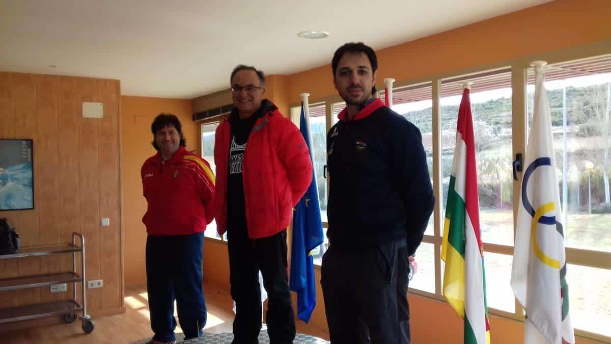 Éxito de participación en el XIV Open Ciudad de Haro del Club de Tiro Rioja Alta 1
