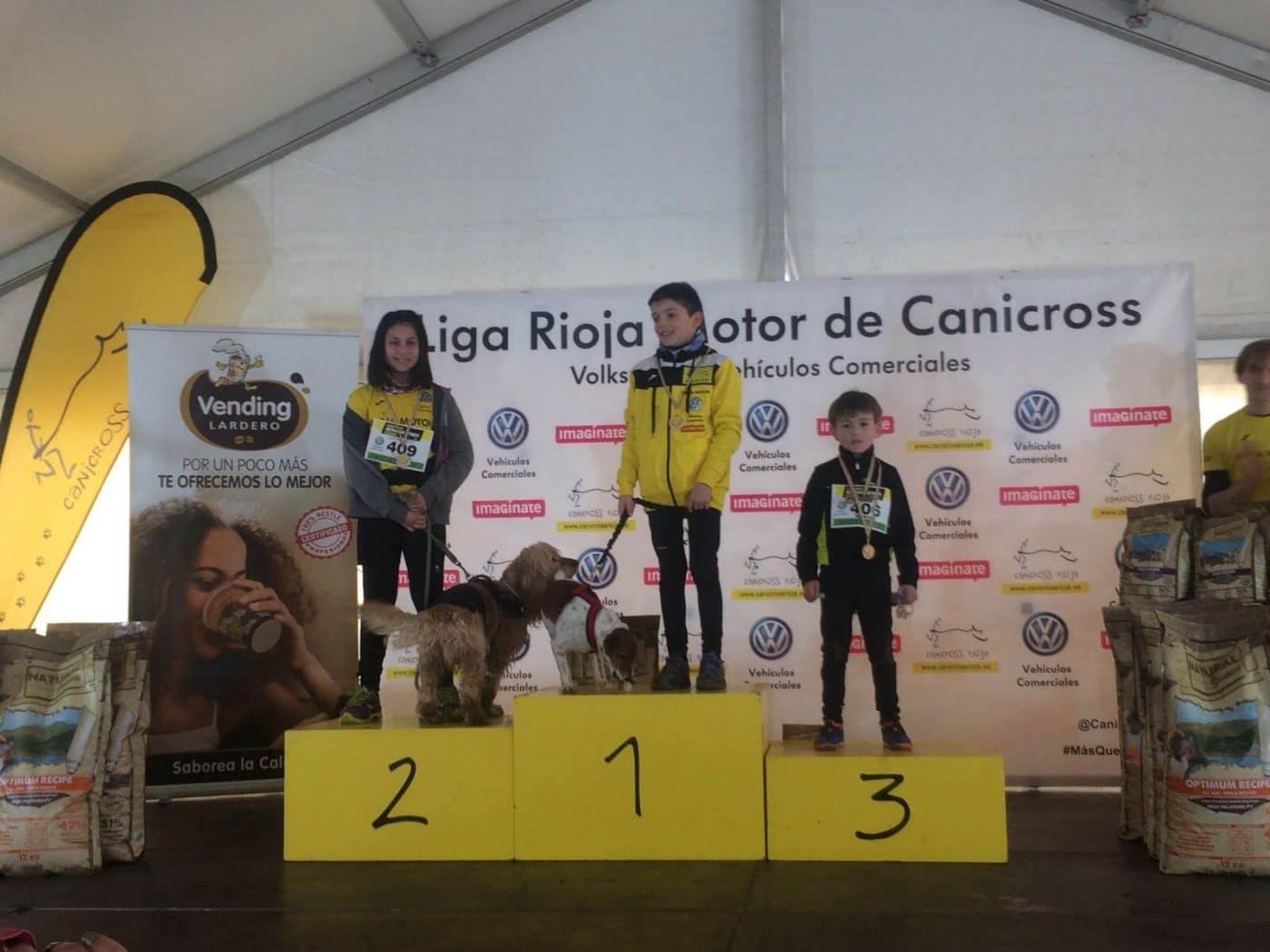 Felipe Larrazabal y Bárbara Badosa fueron los ganadores del Canicross Demanda Xtrem 2018 4