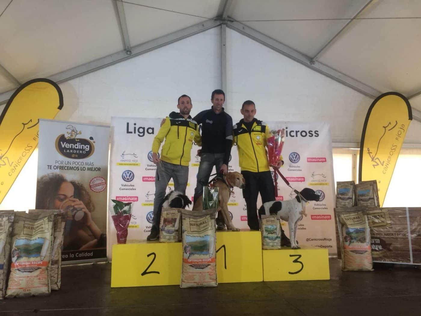 Felipe Larrazabal y Bárbara Badosa fueron los ganadores del Canicross Demanda Xtrem 2018 5