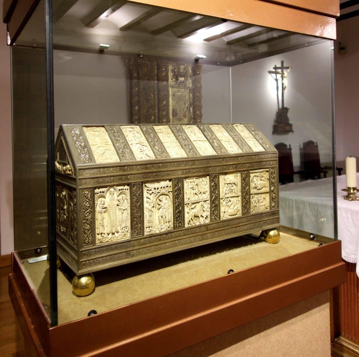 Un recorrido por los orígenes y la leyenda del monasterio de Yuso 2