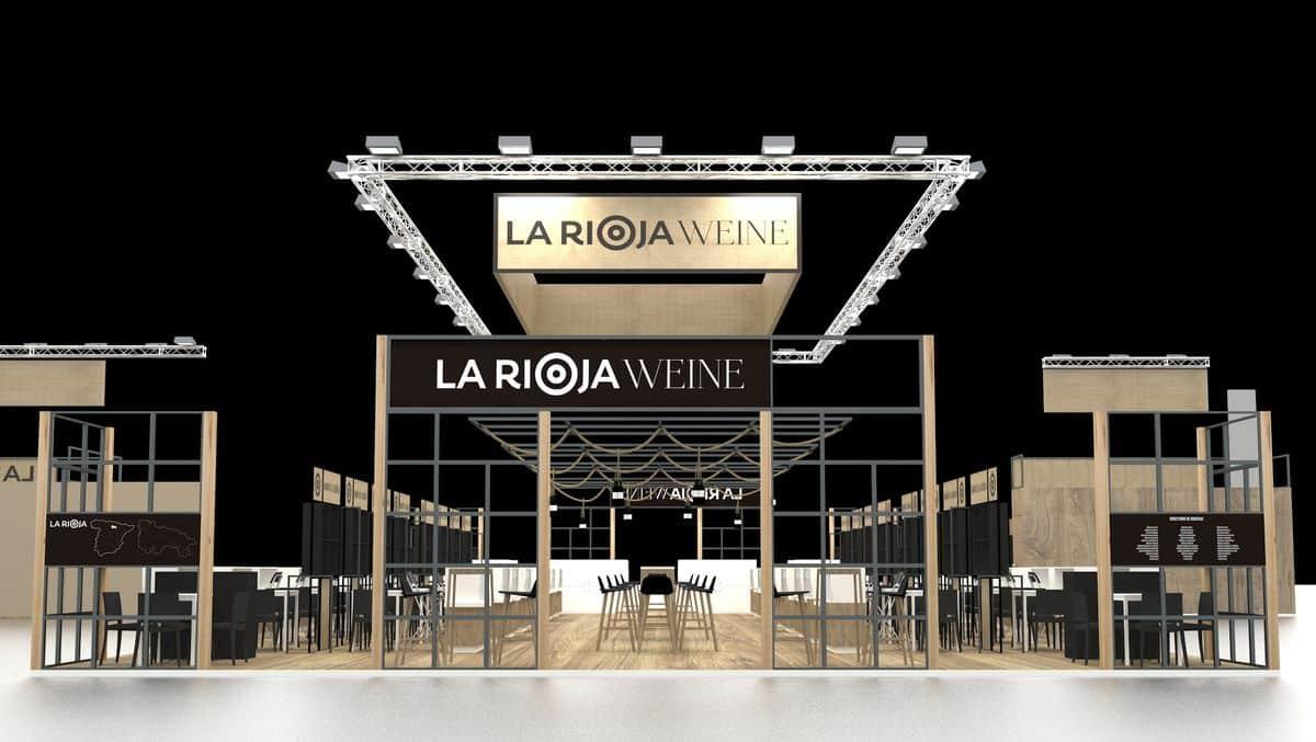 La Rioja en la feria internacional ProWein: un estand con 74 bodegas y 169 referencias de vinos 4