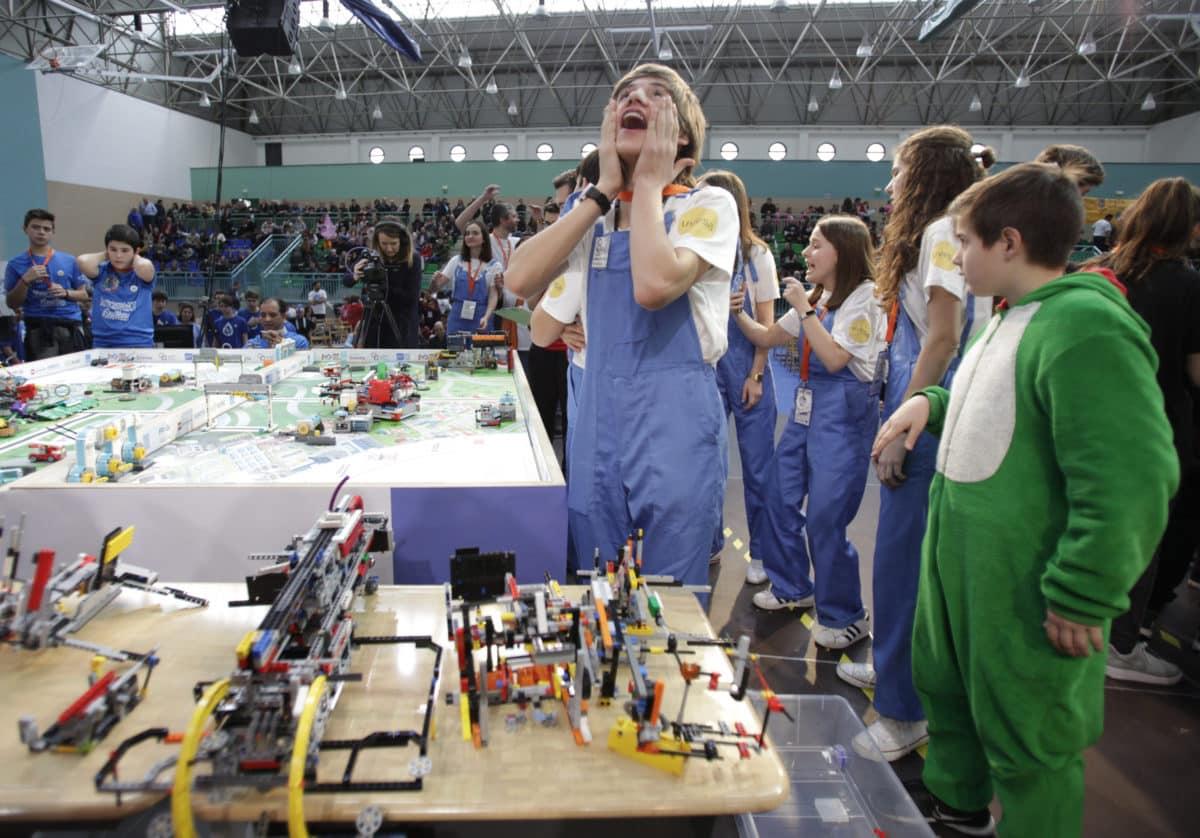 Premio para los Los Acuáticos del colegio San Lorenzo de Ezcaray en la Gran Final FIRST LEGO League España 24