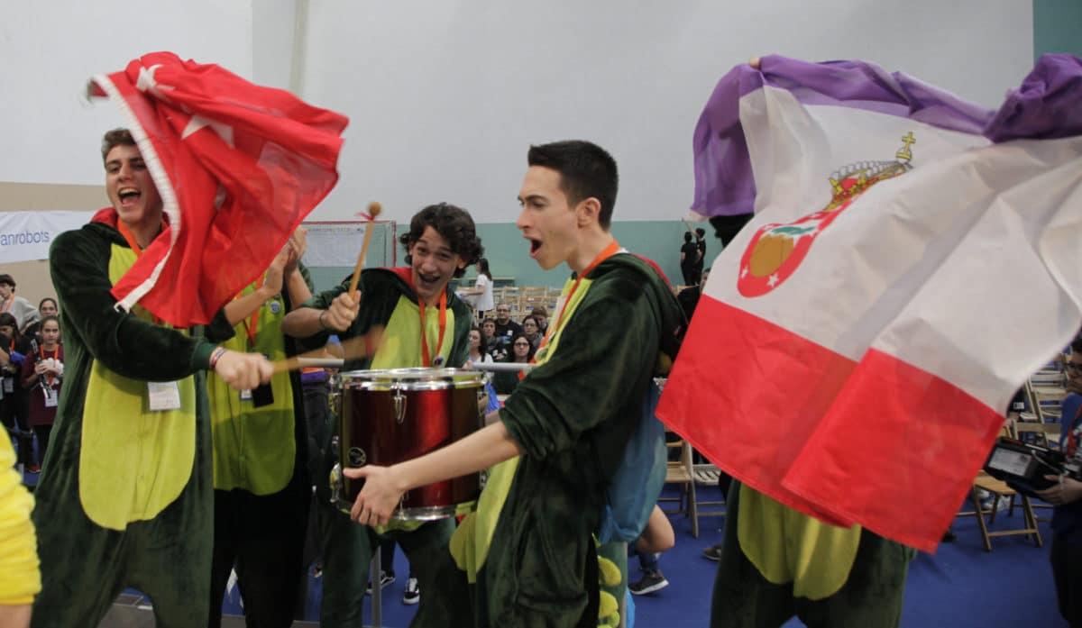 Premio para los Los Acuáticos del colegio San Lorenzo de Ezcaray en la Gran Final FIRST LEGO League España 27