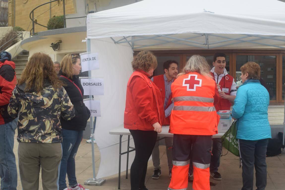 Marcha de Cruz Roja en Haro por la igualdad 3