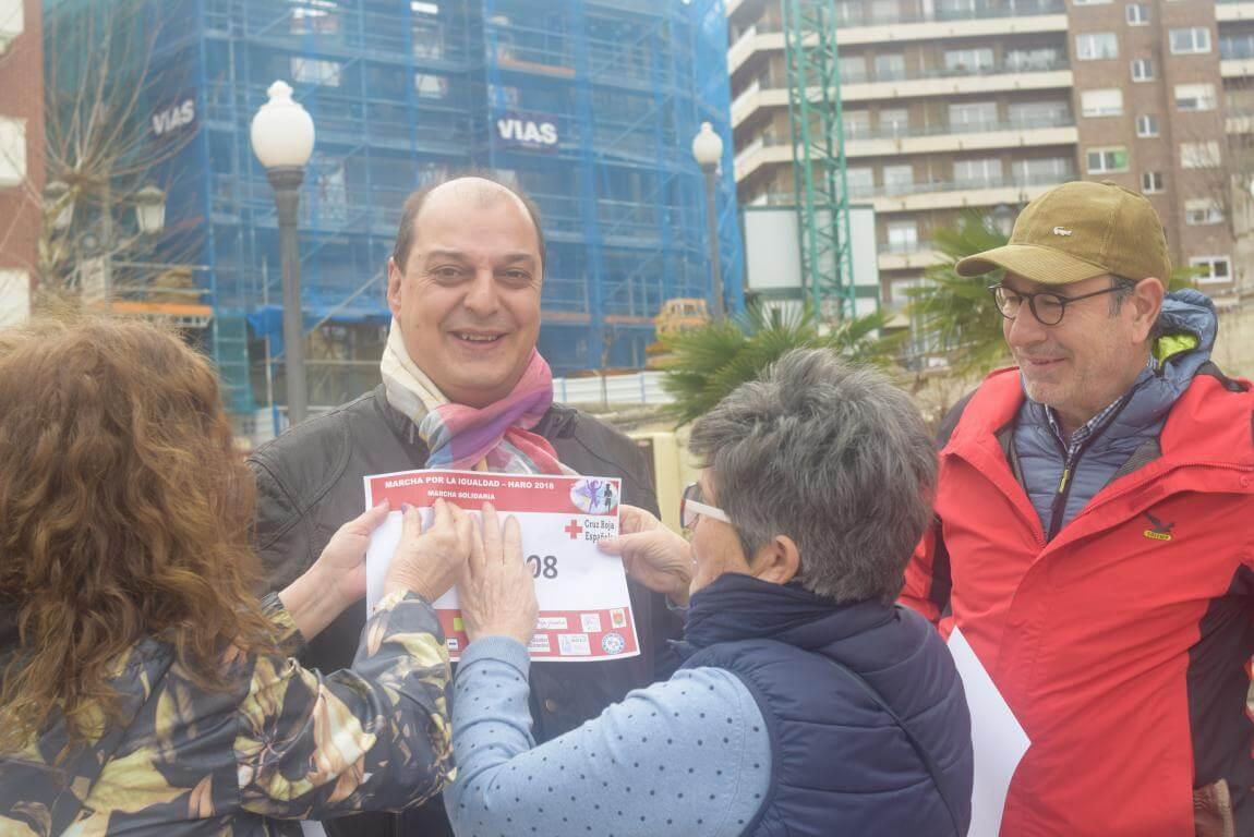 Marcha de Cruz Roja en Haro por la igualdad 4