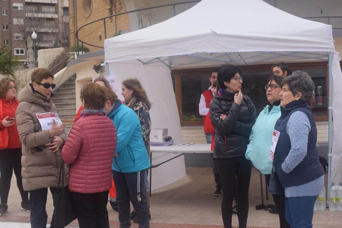 Marcha de Cruz Roja en Haro por la igualdad 5