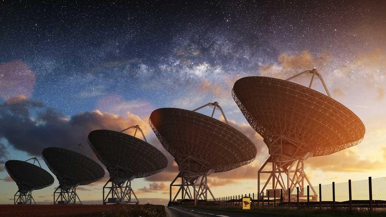 Antenas SETI