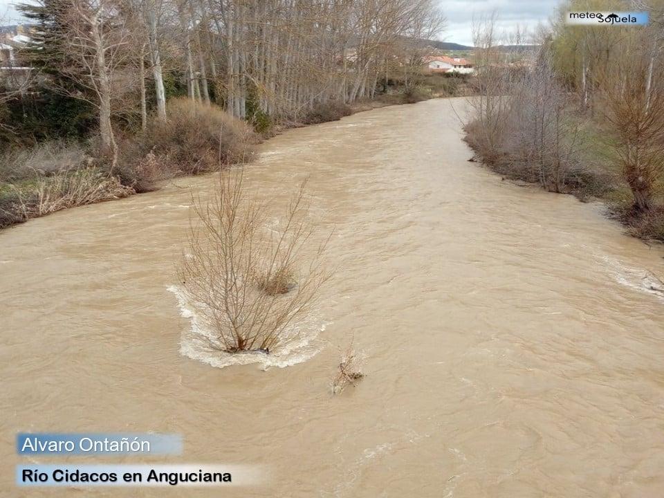 Riesgo de nevadas en la Ibérica riojana: activado el nivel amarillo 8