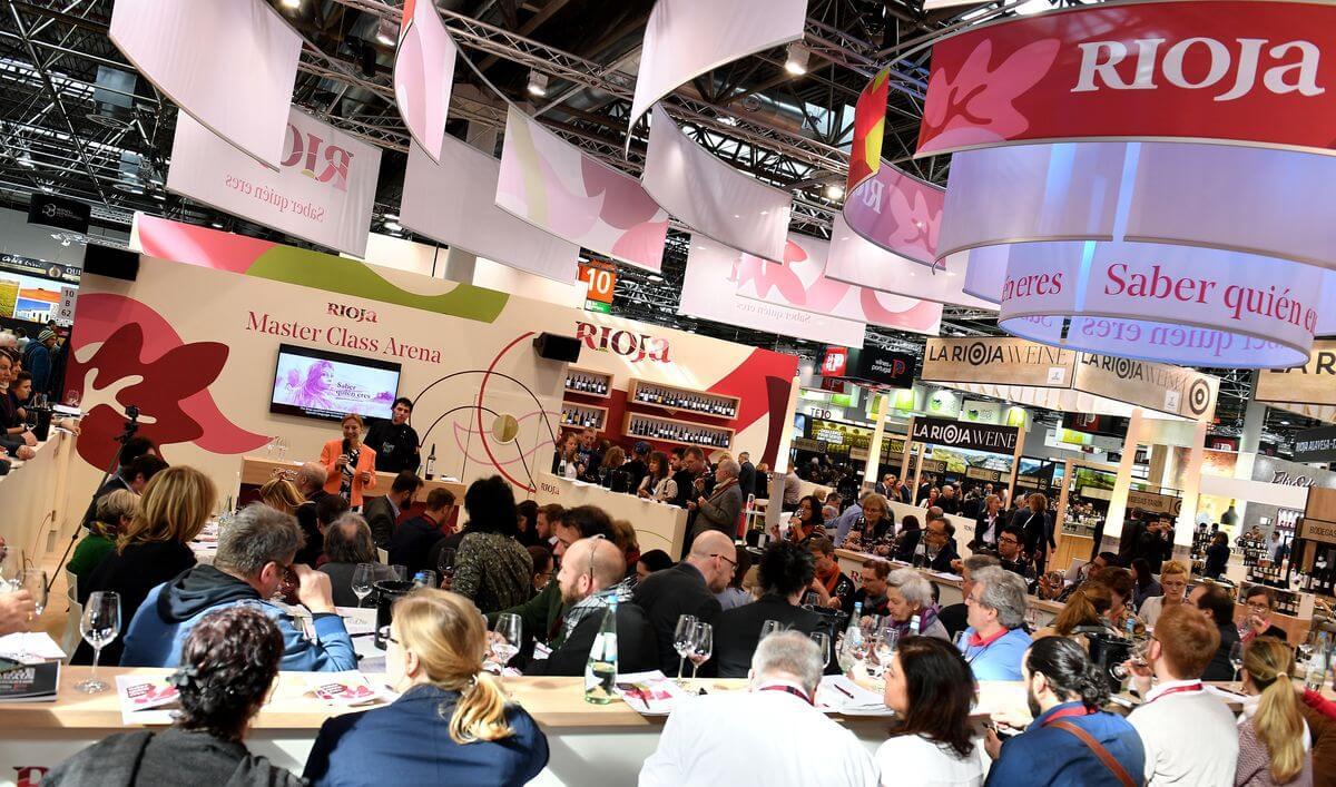 Rioja exhibe en Alemania su nuevo mensaje e imagen de marca 1