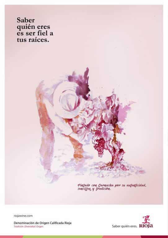 'Saber quién eres', el nuevo mensaje mundial de la DOCa Rioja 3