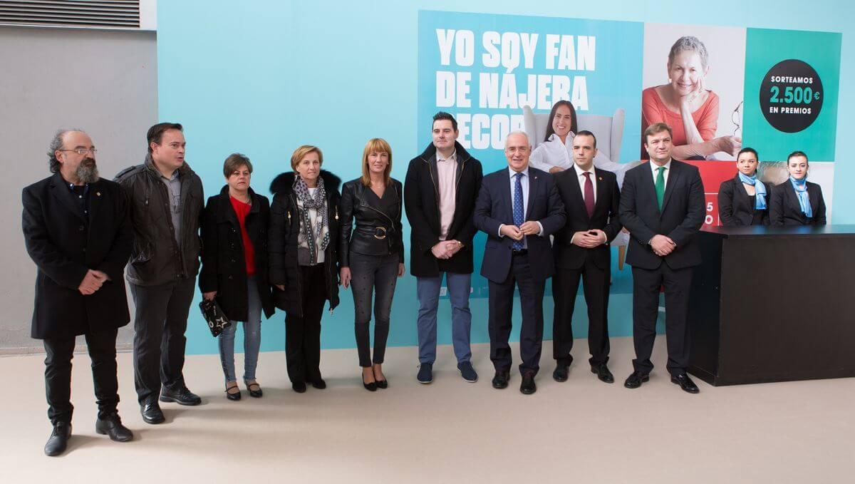"""Se inaugura Nájeradecor, la feria del mueble """"más importante del norte de España"""" 1"""
