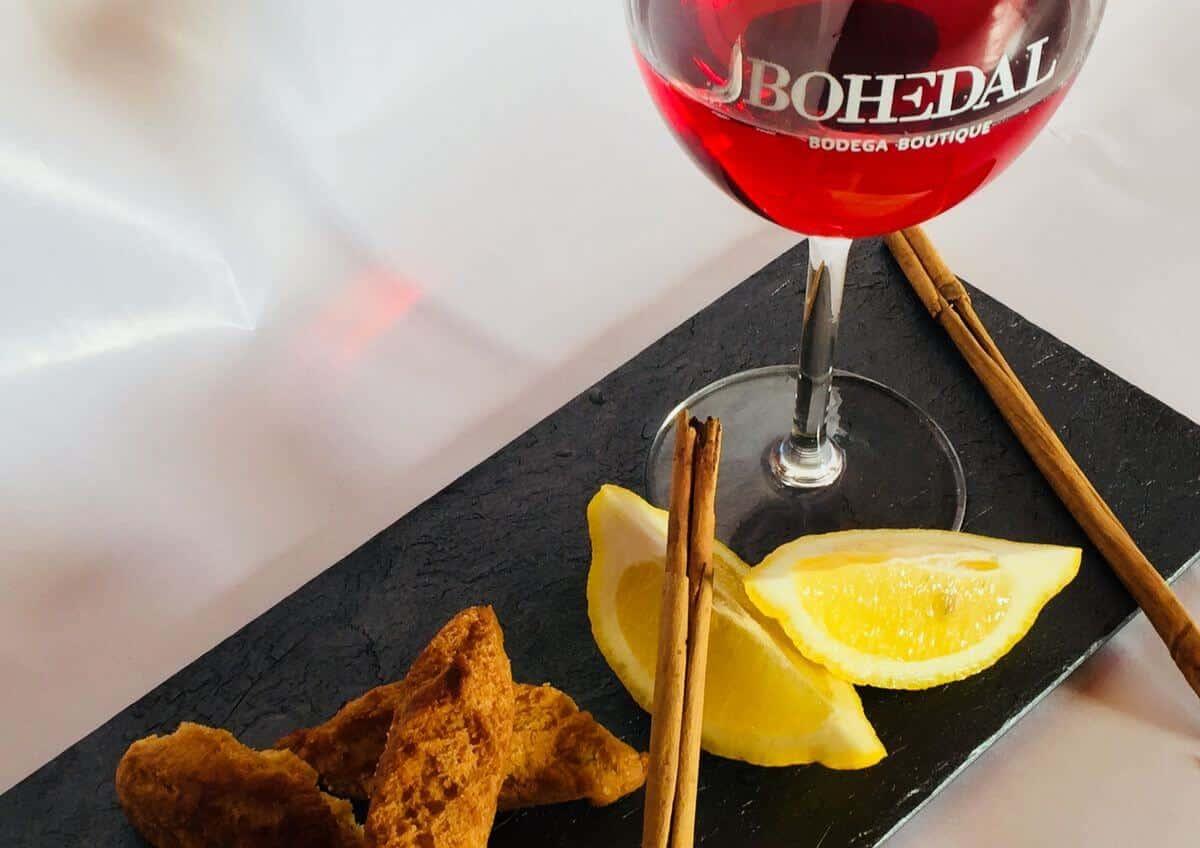 Visitas con sabor tradicional en Bohedal: zurra y rosquillas para Semana Santa 1