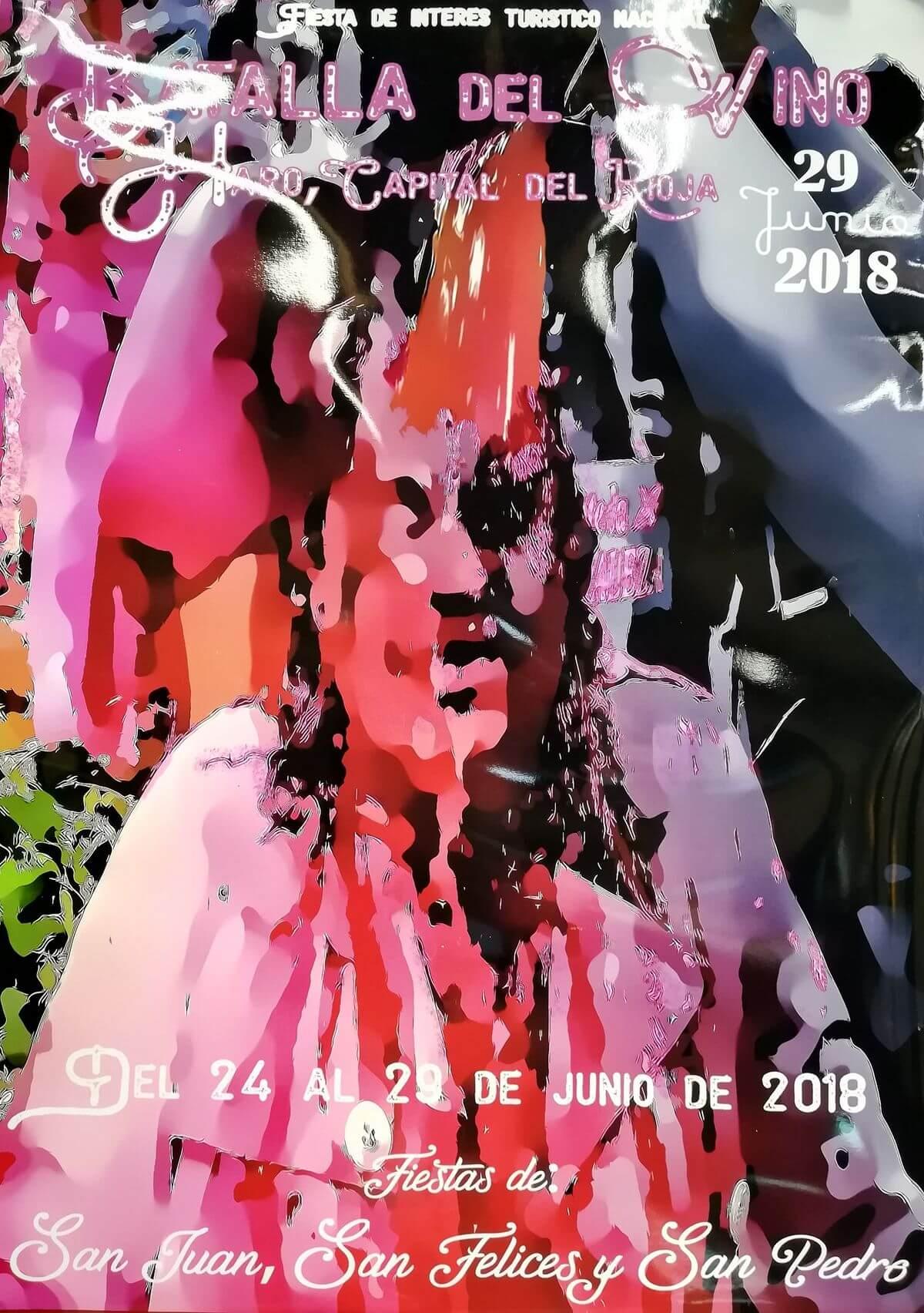 Elegidos los tres finalistas para el cartel de las fiestas de junio de Haro 2