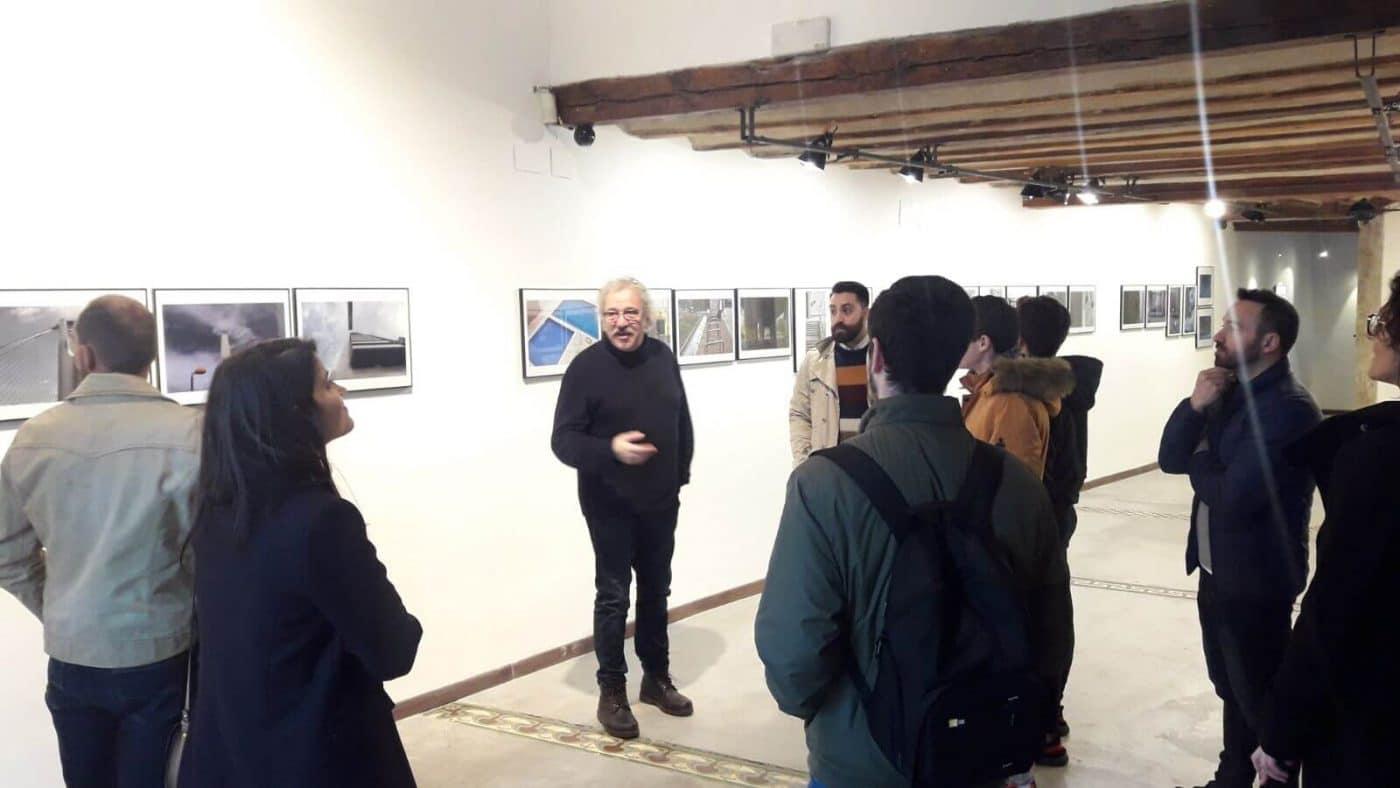 Finaliza el curso de fotografía del Consejo de la Juventud con una visita a la Casa de la Imagen 7