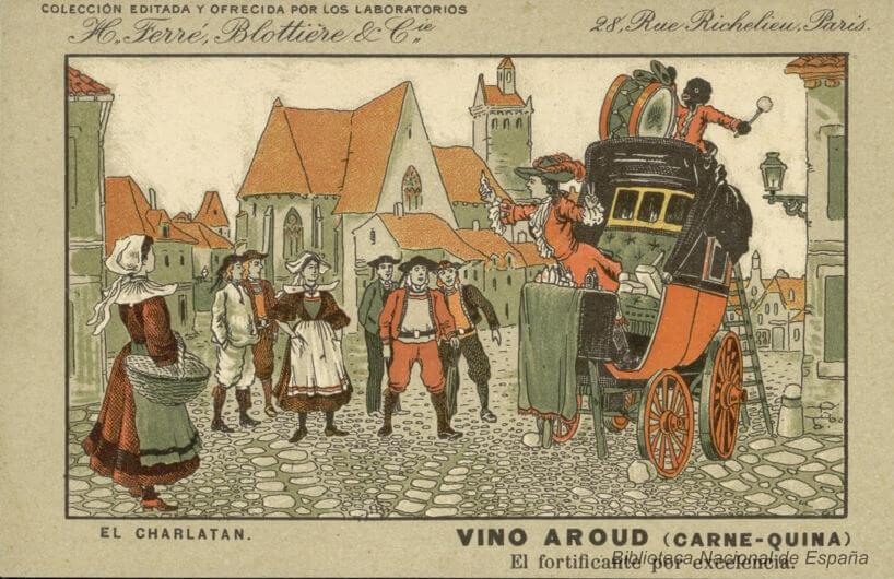 Fundación Vivanco y la Biblioteca Nacional presentan una web sobre el mundo del vino a través de la literatura y el arte 1