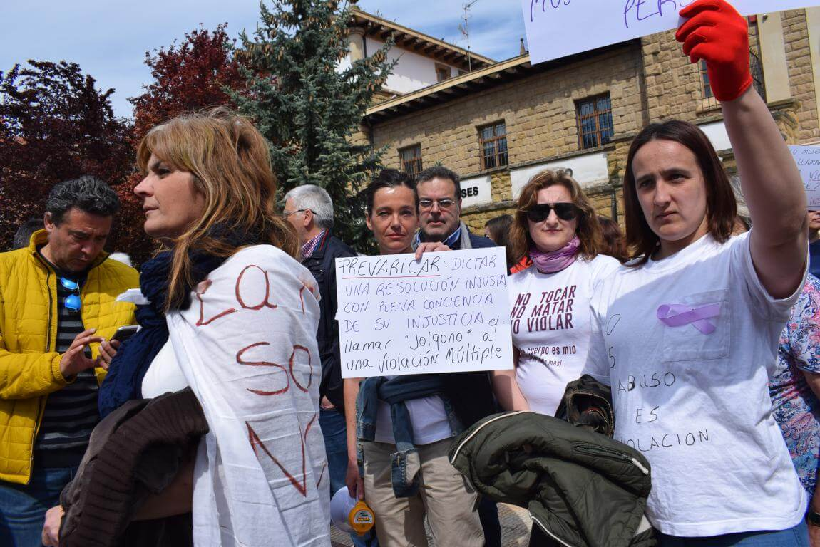 """Haro se suma a la """"indignación"""" por la sentencia de La Manada 2"""