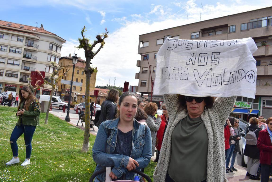"""Haro se suma a la """"indignación"""" por la sentencia de La Manada 4"""