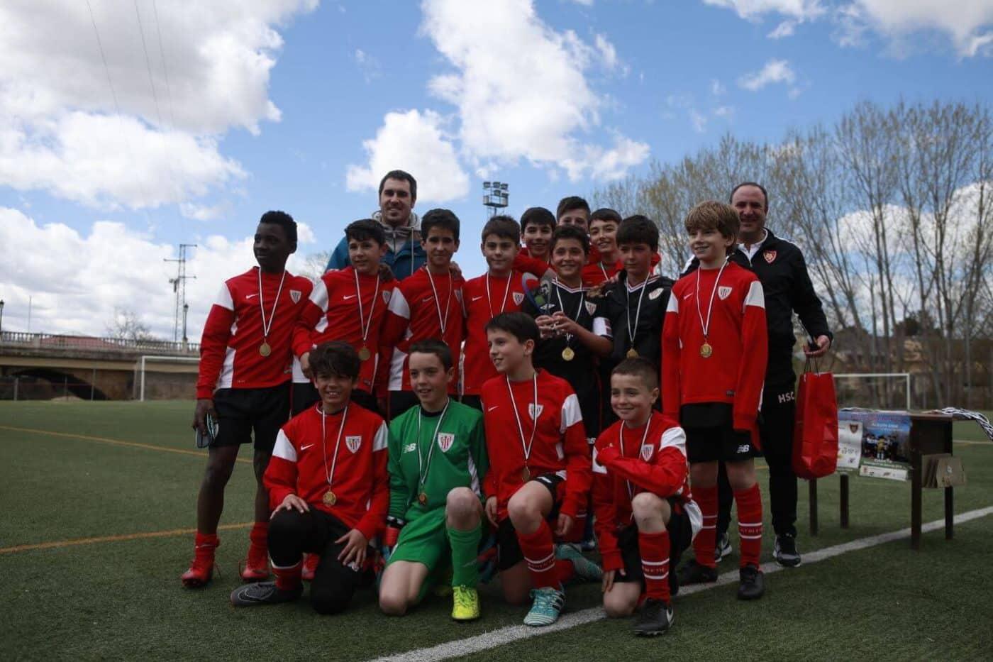 Haro Sport Club y Athletic Club, ganadores del Torneo Haro Capital del Rioja 1