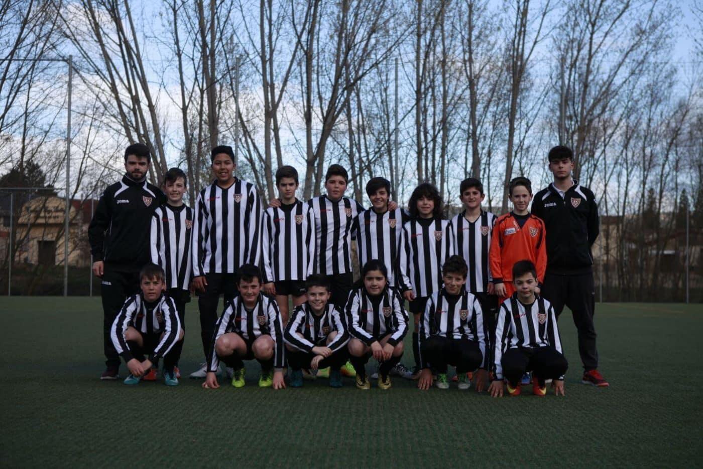Haro Sport Club y Athletic Club, ganadores del Torneo Haro Capital del Rioja 10