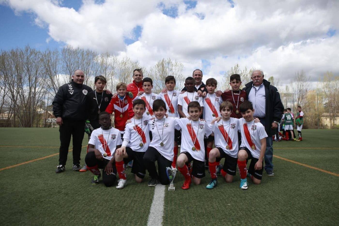 Haro Sport Club y Athletic Club, ganadores del Torneo Haro Capital del Rioja 11