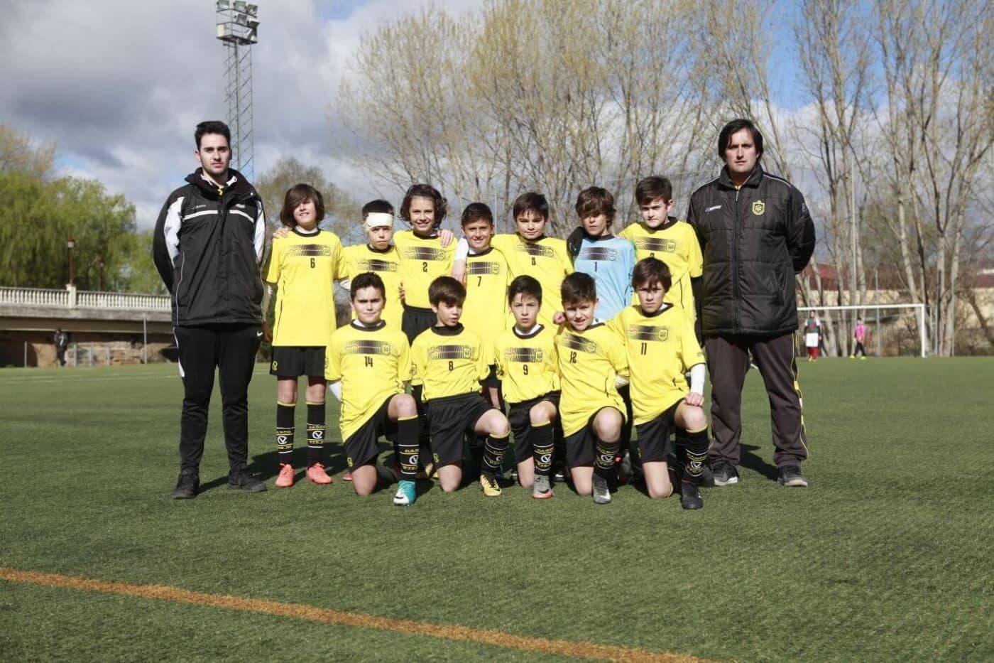 Haro Sport Club y Athletic Club, ganadores del Torneo Haro Capital del Rioja 12